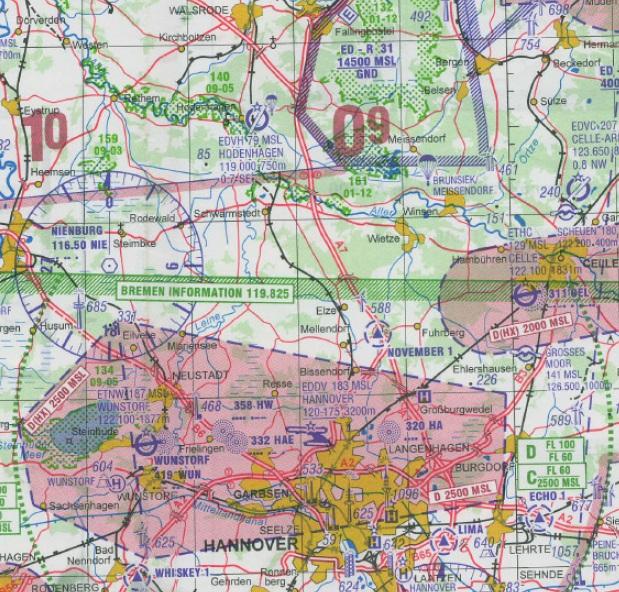 Icao Karte Ivao Germany Kompendium